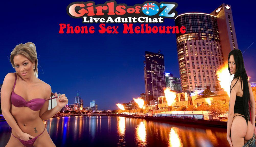 Girls of Oz Phone Sex Melbourne